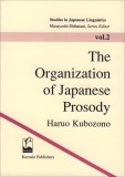 The Organization of Japanese Prosody