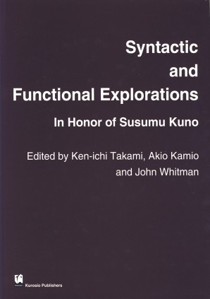 Syntactic and Functional Explorations