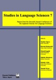 Studies in Language Sciences (7)