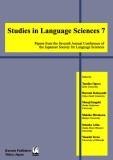 Studies in Language Sciences (7)