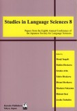 Studies in Language Sciences (8)